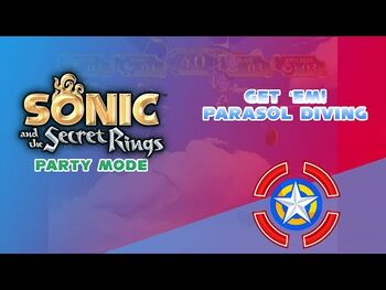 Get_'em!_Parasol_Diving_-_Sonic_and_the_Secret_Rings_(Party_Mode)