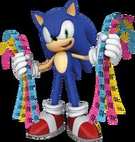 Sega Prize Zone Sonic tickets