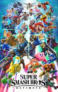 Smash Ultimate Artwork 1