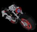 Sonic 06 Model Bike