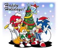 Sonic Christmas 2016