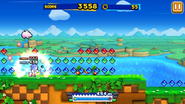 Sonic Runners screen 9
