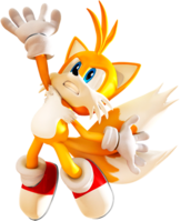 Tails pose 33
