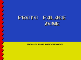 Proto Palace Zone