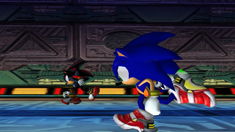 SA2 Shadow the Hedgehog and Sonic the Hedgehog.png