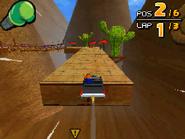 Sandy Drifts DS 18