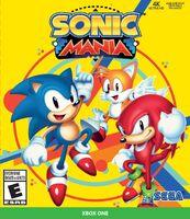 SonicMania XboxOne