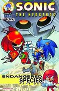 Sonic The Hedgehog 243
