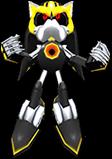 Metal Sonic Rivals costume 2