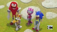 SB S1E49 Team Sonic safety gear