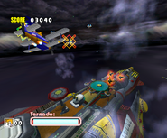 Sky Chase Act 2 DX 15