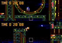 Sonic 3 Chrome Gadget Zone 3