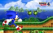 Sonic 4 tapeta 4
