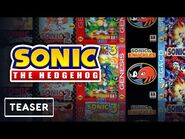 Sonic Origins - Teaser Trailer - Sonic Central 2021
