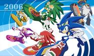 Sonic history 16