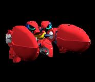 Dash Model Crabmeat