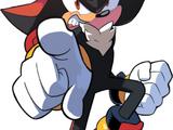 Shadow the Hedgehog (IDW)