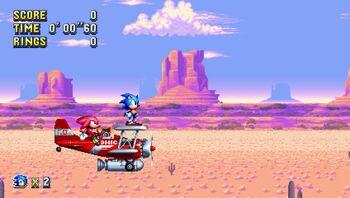 Acto 1 (Sonic)