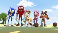 SB S1E11 Team Sonic confused