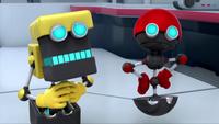 SB S1E38 Cubot Orbot questions