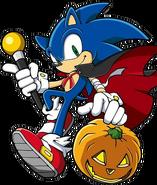 Sonic Channel - Sonic Halloween 2012