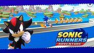 Sonic Runners Adventure Gameplay Teaser