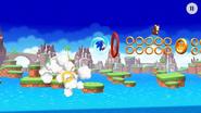 Sonic Runners Adventure screen 23