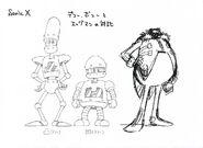 Sonic X koncept 137