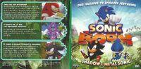 Sonic Boom DVD Full Cover