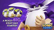 Sonic Dash Really Big Event