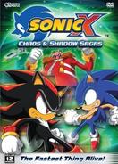 Sonic X ENG DVD 15