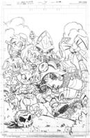 Sonicu58varcover pencilsver3 lores by ryanjampole-d6i9pw5