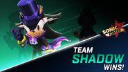 Team Shadow Wins