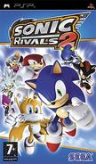 Caratula del Sonic Rivals 2