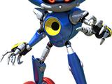 Metal Sonic/Historia