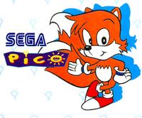 Tails - Sega Pico Ad