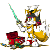 Tails - Sonic Channel