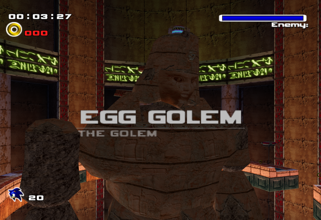 Egg Golem (Sonic Adventure 2)
