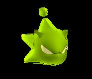 Green Hover Colors model