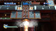 Orange Rocket Blast Off 16