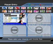 Riders Character Select 11