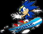 Sonic Channel Sonic art 5