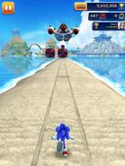 Sonic Dash screen 22