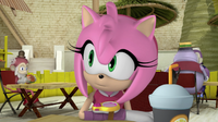 Sonic what is he talking about