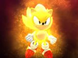Super Sonic (Mundo de Classic Sonic)