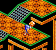 Labyrinth of the Factory Zone 4 7
