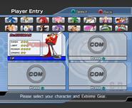 Riders Character Select 08