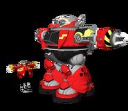S4 Model Death Egg Robot