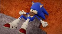 SB S1E22 Sonic fail