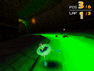 Sewer Scrapes DS 12